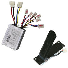 800W 36V Brushed Electric Motor Controller+Foot Pedal Throttle for Scooter Bike