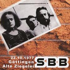 CD SBB 22.10.1977 Gottingen Alte Ziegelei reedycja