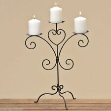 Deko-Kerzenständer & -Teelichthalter mit mittlerer Blumen-Form fürs Wohnzimmer