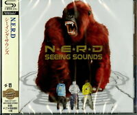 N.E.R.D-SEEING SOUNDS-JAPAN SHM-CD D50
