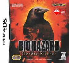 USED BioHazard: Deadly Silence Japan Import Nintendo DS