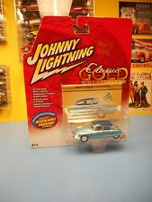 "JOHNNY LIGHTNING CLASSIC GOLD  1963 CITROEN DS COUPE   ""NIP"""