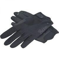 Biltwell Moto Gloves, Motorrad Handschuhe, schwarz Größe XL / 12