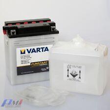 Varta YB12AL-A2 Fresh Pack YB12AL-A2 512013 Motorradbatterie Quad Roller