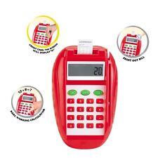 Toy Mobile Cash Register w/ Credit Cards for Kids