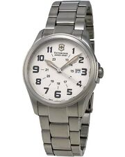 VICTORINOX SWISS ARMY - Infantry Vintage White Watch 241293