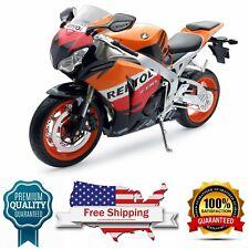 Diecast Motorcycle 2009 Honda CBR1000RR Repsol 1:6 Scale