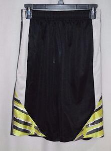 Nike Kids Dunk Black / White / Multi Shorts ( 789842-011) Size M NWT
