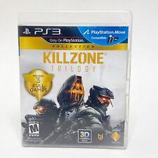 Killzone Trilogy (Sony PlayStation 3, 2012) PS3 FAST SHIPPING