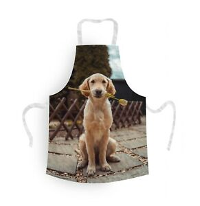 Personalised Apron Customise with Photo Image Text Logo Kitchen Cooking Pinny