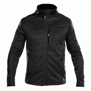 DASSY Convex 300447 Full Zip Midlayer Jacket - Black
