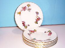 """6   MINTON VERMONT BREAD AND BUTTER PLATES 6.25""""  MADE IN ENGLAND   S 365"""