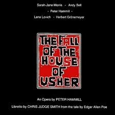 Peter Hammill  ### The The Fall Of The House Of Usher ###  CD