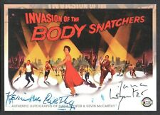 Movie Posters Sci-Fi & Horror Breygent Autograph Card Kevin McCarthy Dana Wynter