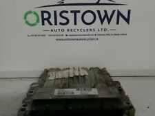RENAULT SCENIC 2011 ENGINE ECU S180067107A 237100345R SID305