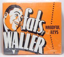 Fats Waller: Handful of Keys ~ New 4-CD Box Set (Aug-2004, Proper (UK))