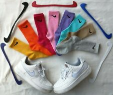 Nike Custom Coloured Socks | NEW | EU 38-44 / UK 5-9 | Multibuy (4 for £35)