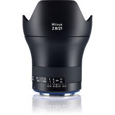 ZEISS Milvus 21mm f/2.8 ZF. 2 Objektiv für Nikon F