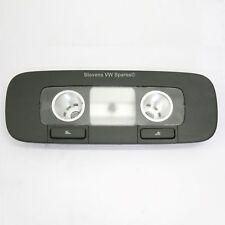 VW Golf MK5 R32 Passat Interior Reading Light Unit Black Trim 3C0 947 291 C