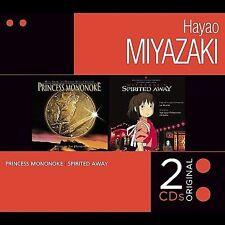 Miyazaki: Princess Mononoke / Spirited Away (Original Soundtracks) by Joe...