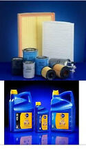 Rover 75 2.0 CDTI  99> Air,Oil And Fuel filters + 7Ltr 10w40 Oil - FREE DELIVERY