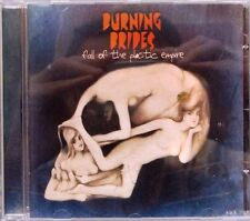 Burning Brides - Fall of the Plastic Empire (CD 2003)