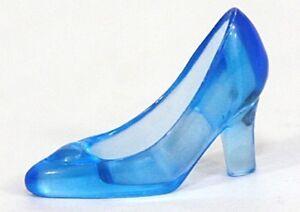 Pretty Pretty Princess Cinderella Game Replacement Part Blue Glass Slipper EUC