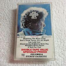 Bob Dylan - Bob Dylan's Greatest Hits-Vol.ll - Cassette Tape - Columbia Rec.  #W