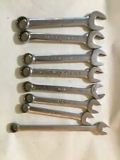 Snap On Wrenches Metric Set