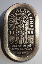 broche MOTO club de Montlhery  (786J)