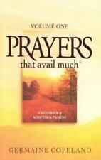 Prayers That Avail Much Vol. 1 by Germaine Copeland