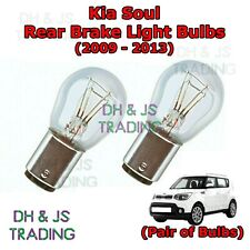 Kia Soul Tail Light Bulbs Pair of Rear Tail Light Bulb Lights MK1 (09-13)