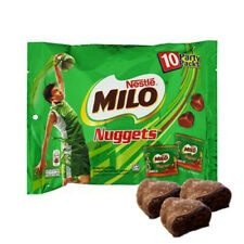Milo Nuggets Chocolate Flavoured - PARTY PACK