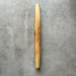 Olive Wood Rolling Pin - Length 37cm