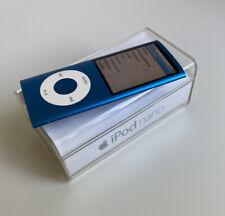 Apple iPod Nano 4G  4. (4th) Generation - 8GB blau - GUT! I783