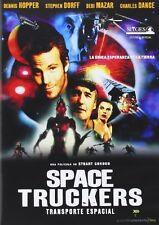 Space Truckers Charles Dance, Dennis Hopper, Stuart Gordon BRAND NEW SEALED DVD