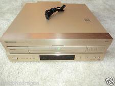 Pioneer dvl-909 Laserdisc LD/lecteur DVD, région CODEFREE, 2 ans de garantie