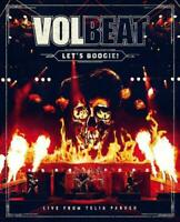 VOLBEAT / Let's Boogie from Telia Parken CD & DVD