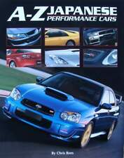 LIVRE/BOOK : VOITURE JAPONAIS DE PERFORMANCE (subaru,s2000,nsx,rx-7,350z,skyline
