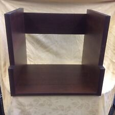 Revox Reel-to-Reel Wooden Deck Frame, Resting/Holding Cabinet. New! Ex Condition