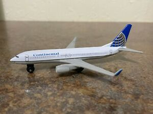 Matchbox Sky Busters Continental Boeing 737