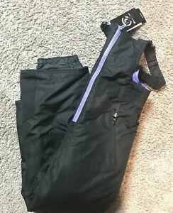 NEW - Champion Bib Snow pants Girls - pick size 4-5 6-6X 10-12