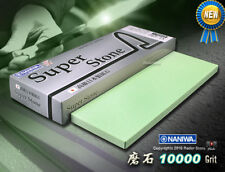 Japanese NANIWA Super Stone #10000 grit Whetstone High Quality Sharpening Stone
