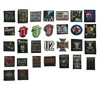 Rock Bands, Music, Metal Bands Patches