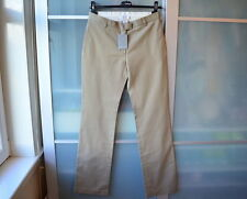 Chinos Mid Rise 34L Trousers Size Tall for Women