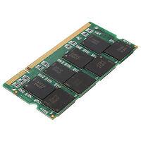 2x(1 GB di RAM DDR di memoria portatile 333MHz PC2700 Non-ECC DIMM PC 200 Pin HK