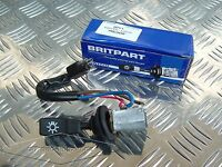 Lichtschalter Land Rover Defender, Schalter Abblendlicht und Standlicht, PRC3430