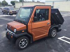 2020 Revolution 900 cargo LSV Street Legal 2 Passenger Seat utility Golf Cart