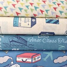 Fabric Freedom vegetale Patch tessuto di cotone 100/% FQ Craft Quilt Patchwork Rosa