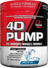 Image Sports 4-D PUMP Pre-Workout with 500mg Agmatine -Brand New - FREE SHIPPING